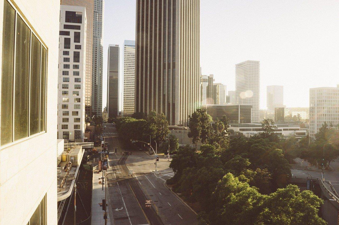 arbres dans les villes